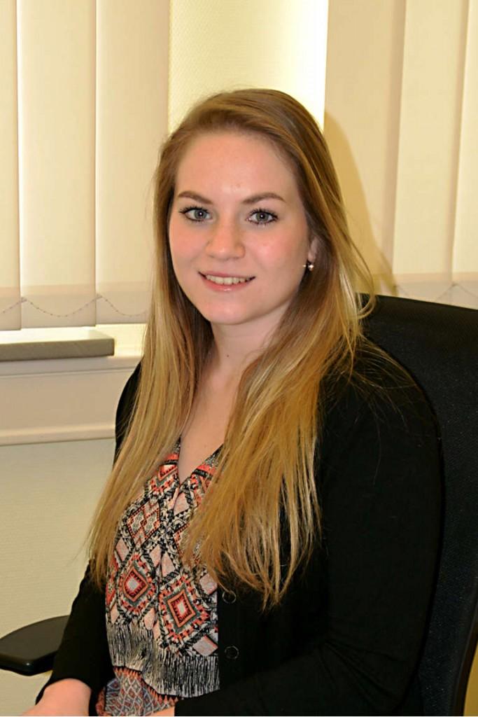 Fernis Melissa, Büroangestellte, Assistenz der Geschäftsleitung