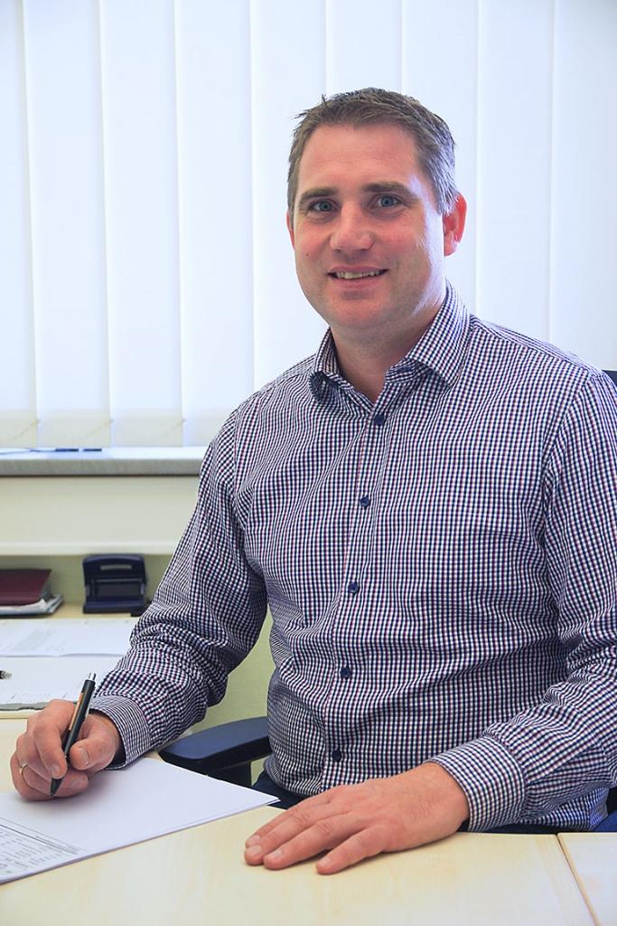 Florian Hofmann, Geschäftsführer
