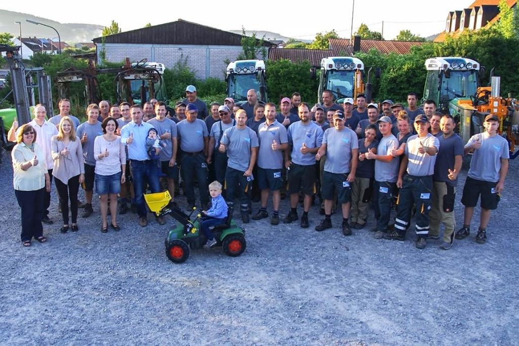 Das Team der Florian Hofmann GmbH