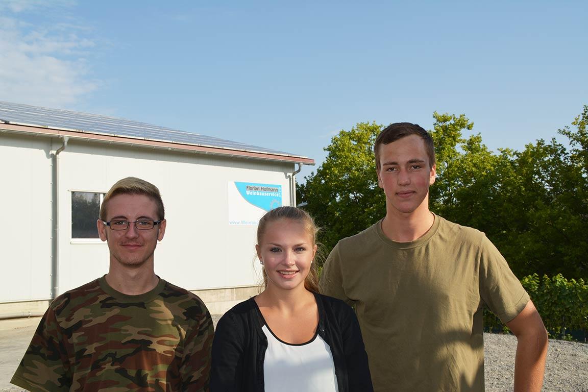 Ausbildung bei der Florian Hofmann GmbH