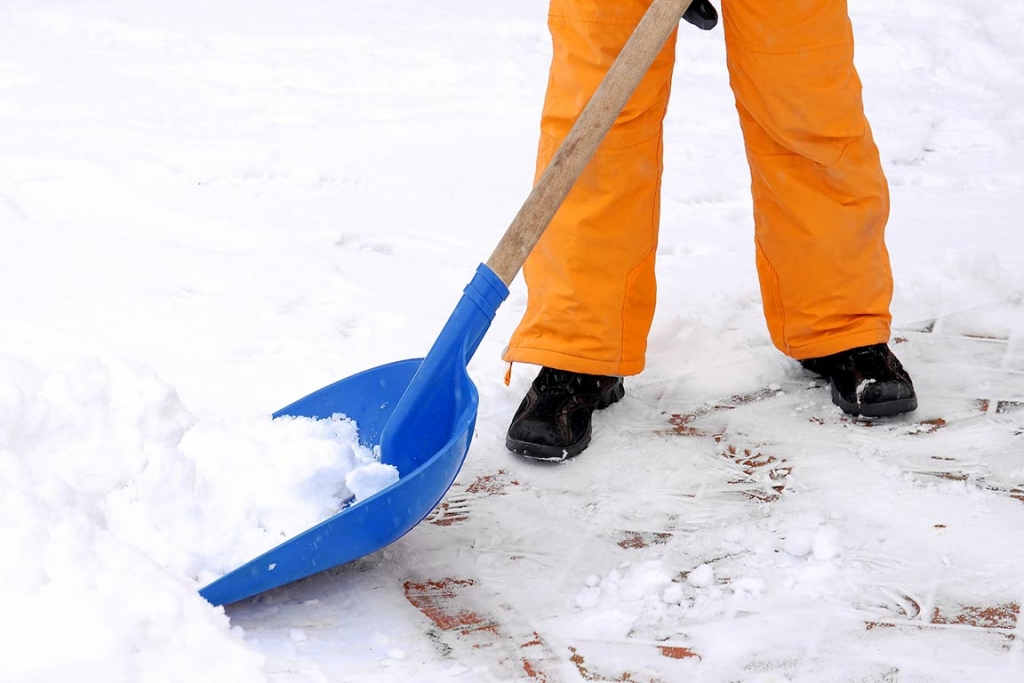 Winterdienst Urlaubsvertretung