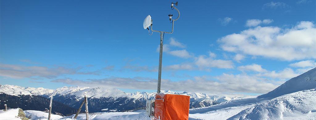 Winterdienst Wetterwarnsystem